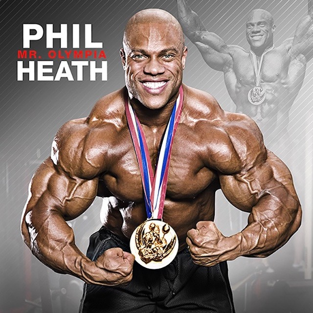 Mr Olympia, Phil Heath