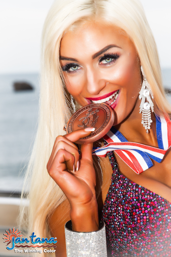 Andra Biting Medal