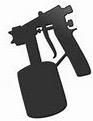 Airbrush Gun Icon