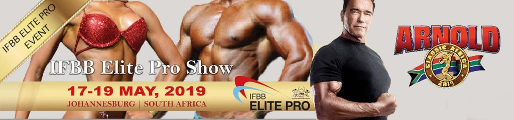 Arnold Classic South Africa